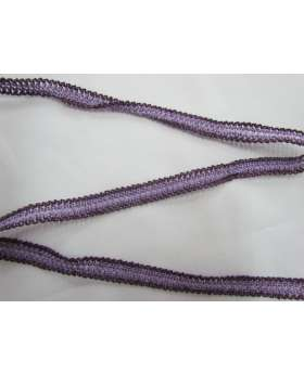 Ripple Stretch Trim- Purple