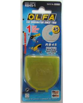 Olfa Rotary Cutter Blades- 45mm