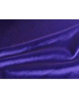 2way Stretch Velvet- Purple
