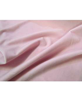 2way Stretch Velvet- Light Pink
