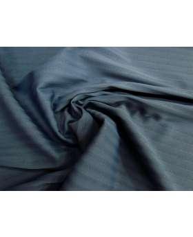Summer Stripe Matte Spandex- Slate Blue #1296