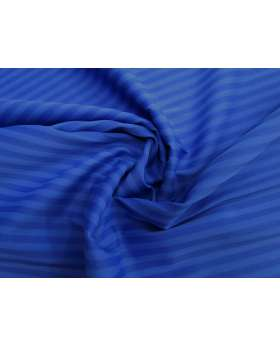 Summer Stripe Matte Spandex- Royal Blue #1297