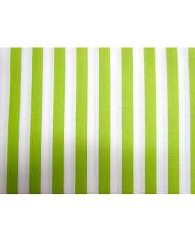 Half Inch Stripes- Lime
