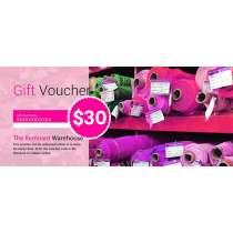 $30 Gift Voucher