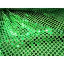 6mm American Sequins- Emerald