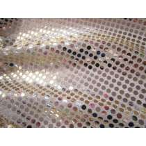 6mm American Sequins- Light Gold