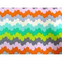 Violette- Organic Stripe- Zest