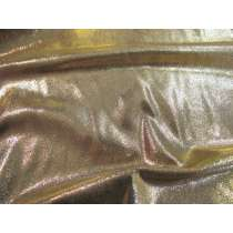 Fog Finish Spandex- Light Gold
