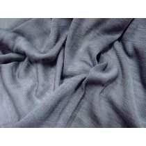 Sheer Tubular Wool Jersey- Cement