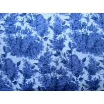 Indigo Flora #02- Sky Blue