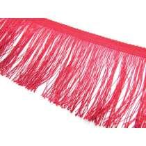 10cm Fringe- Red