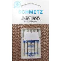 Schmetz Jersey Needles- 80/12