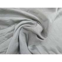 Double Pinstripe Lining- Ash #1483