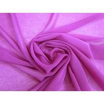 Lightweight Georgette- Cheery Pink #3568