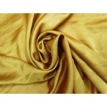 Satin Crepe- Golden Mustard #3684