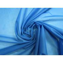 Lightweight Nylon Tricot- Azure Blue #3850