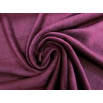 Anti-Pill Premium Polar Fleece- Blackcurrant Jam #4028