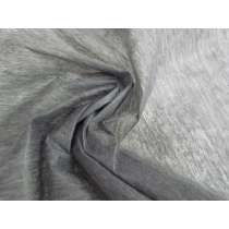 Lightweight Non-Woven Sew-On Interfacing- Grey #2091