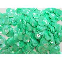 24gm Sequin Pack- Mint Green- 12mm #042