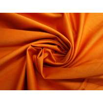 Smooth Cotton Sateen- Pumpkin Pie #2134
