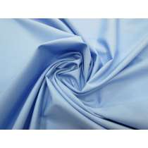 Italian Cotton Shirting- Mid-Blue #2233