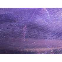 Metallic Net- Purple