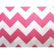 Medium Chevron- Hot Pink #70