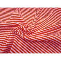 Summer Fun Striped Chunky Knit