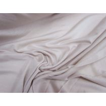 Organic Cotton Modal Blend Jersey- Rose Beige #968