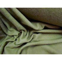 Wasabi Wool Fleecy Jersey