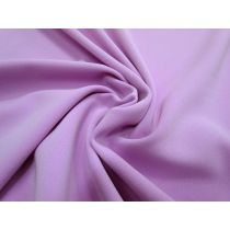 Bonded Stretch Crepe- Candy Violet #1018