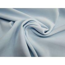 Bonded Stretch Crepe- Serene Blue #1032