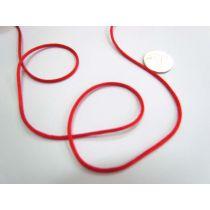 Rat Tail Ribbon- Red