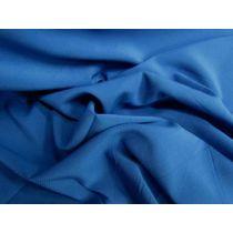 Stretch Chiffon- Royal Blue