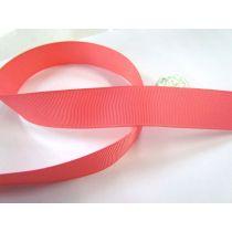 Grosgrain Ribbon 22mm- Watermelon