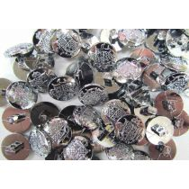 Coat of Arms Couture Buttons- CB225