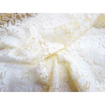 Holly Days 1.6m Lace Panel- Butter