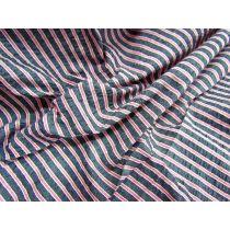 Charlie Stripe Seersucker Cotton