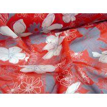 Firey Hawaiian Floral Yoryu