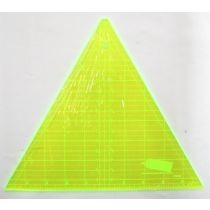 Patchwork & Quilting Ruler- 8inch Triangle- 60 degree