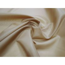 Polyester Lining- Almond Butter