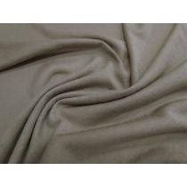 Lightweight Wool Blend Modal Jersey- Balanced Beige