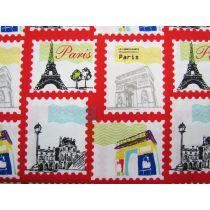 Pepe in Paris- Red #3792