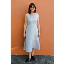 Ladies Lunch Dress Downloadable Pattern- Sizes 6-20
