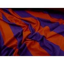 Poker Stripe Jersey- Red/Purple