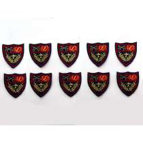Iron On Shield Motifs- 10 for $4
