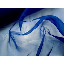 Silk Organza- Royal