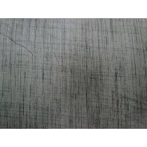 Cross Weave Wovens- Grey