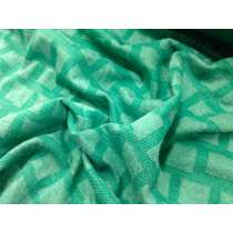 Cube Double Knit- Iced Mint