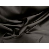 Suede Back Stretch Satin- Cocoa